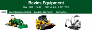 Bevins Equipment